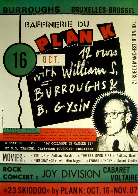 Plan K 16 Oct 1979
