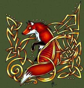 arkady rose celtic fox