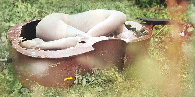 Telugu girl nude home