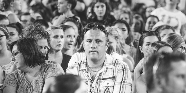 sad dad at one direction