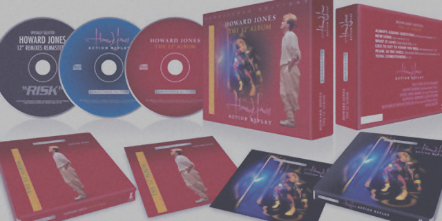 howard jones box set