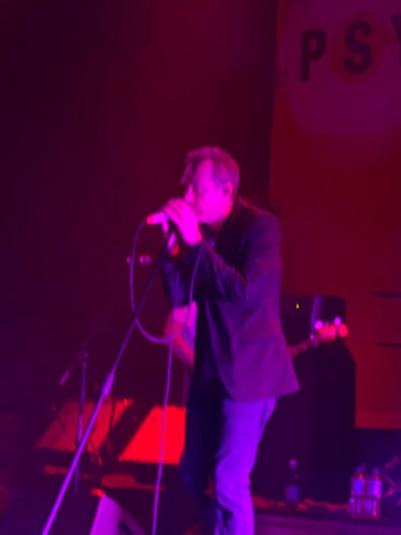 Jesus and Mary Chain at the Forum