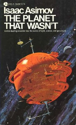 asimov the planet that wasn't